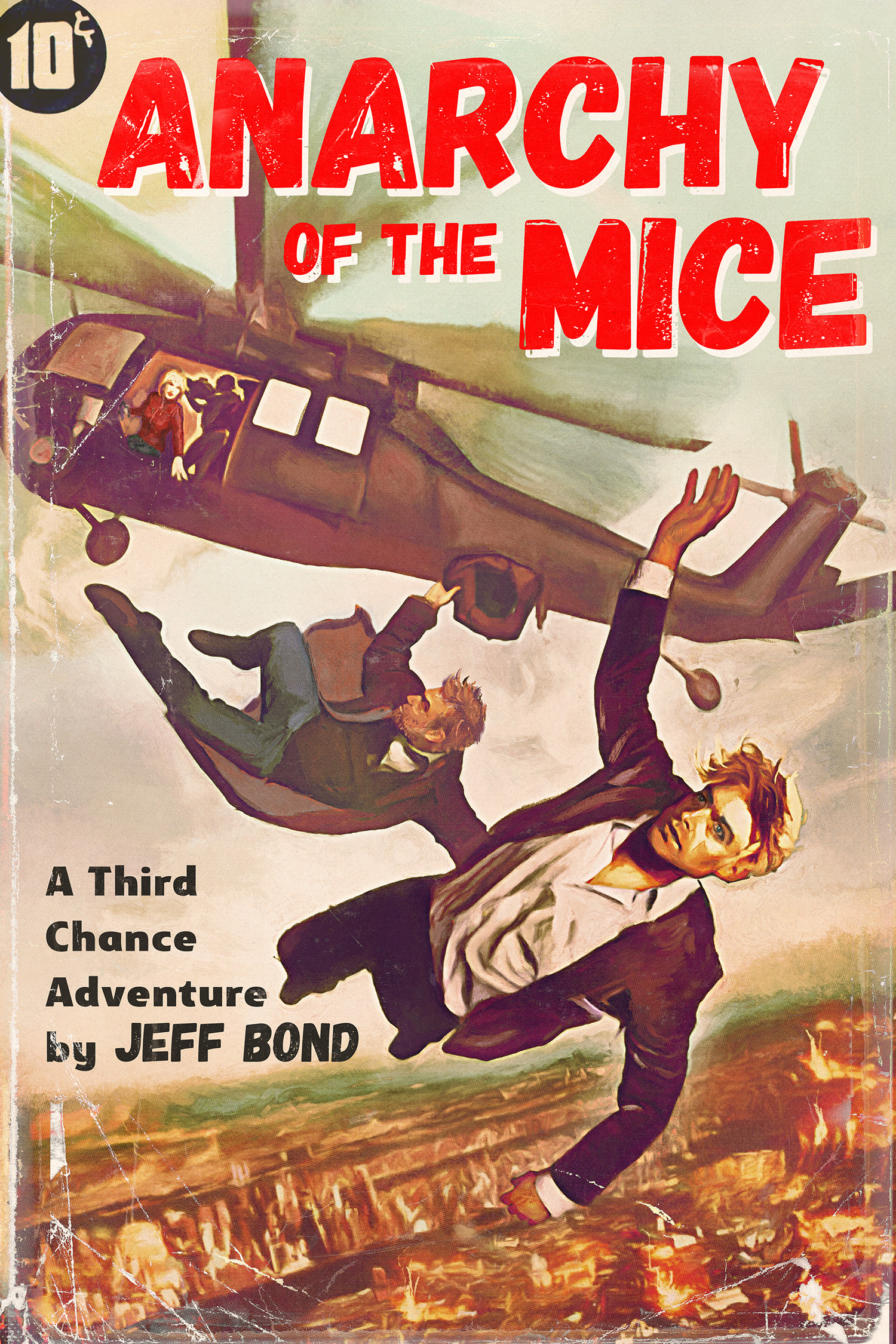 Anarchy of the Mice by Jeff Bond