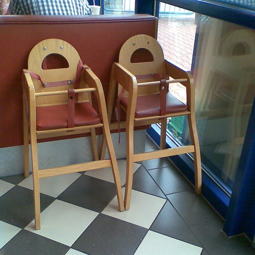 Horrified chairs