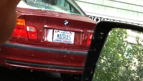 Boston Madras