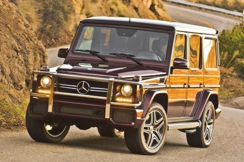 Mercedes Benz G Class Suv Precio