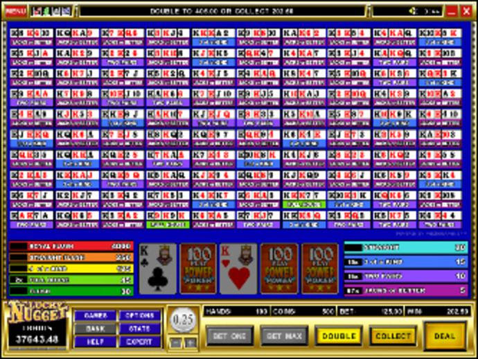 Play video-poker Play keno Play contests Find in casinos Player challenges My Player Page Players Club Player directory Mobile apps View top scores Video poker for Android Video poker .
