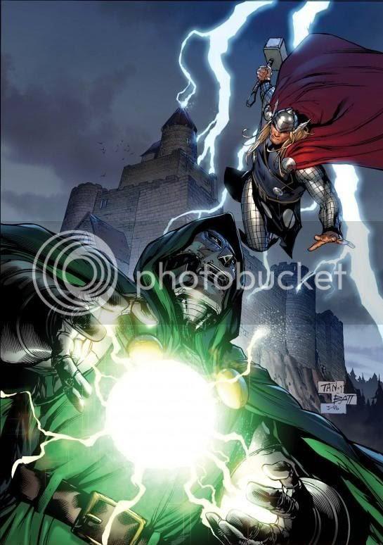 Thor na Latvéria