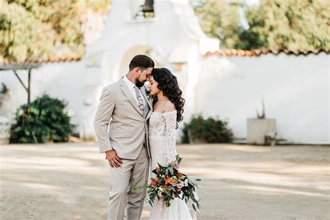 Spanish Style   Rose Inspired Wedding   Friar Tux
