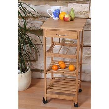 pas cher meuble cuisine chariot de servante desserte. Black Bedroom Furniture Sets. Home Design Ideas