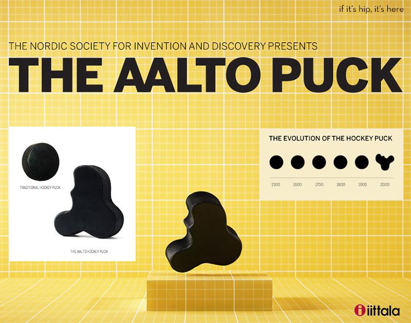 The aalto puck hero IIHIH