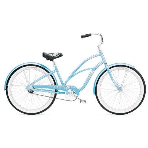 electra hawaii 3i baby blue blau ladies damen beachcruiser fahrrad beachcruiser bike. Black Bedroom Furniture Sets. Home Design Ideas