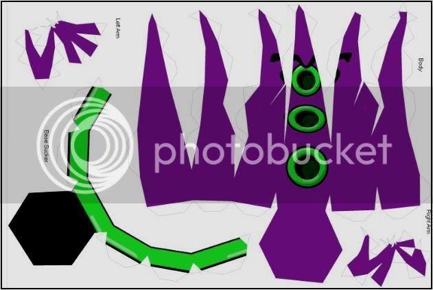 photo purple tentacle paper toy via papermau 02_zpstldhhcgk.jpg
