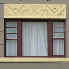 Window Detail, Ararat Hotel, Ararat