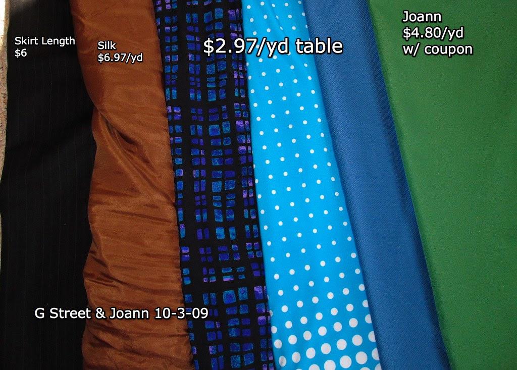 G Street and Joann 10-3-09-1