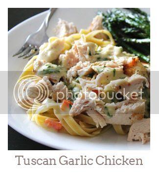 """""""Tuscan Garlic Chicken"""""""
