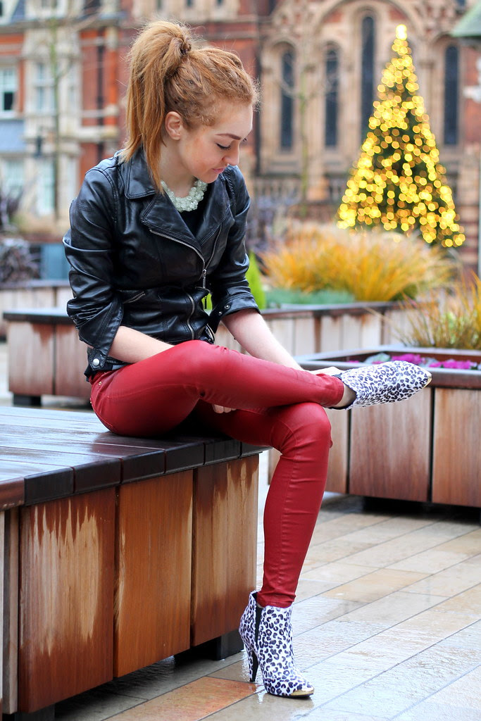 Leopard Boots (1)
