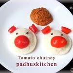 Onion Tomato Chutney