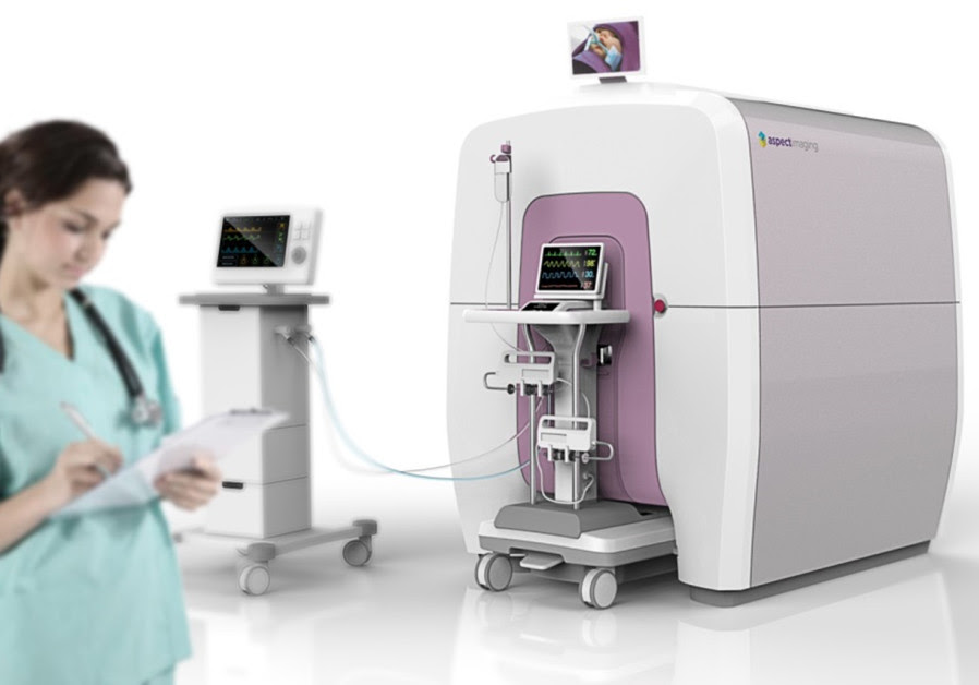 In world first, Israeli hospital employs MRI designed for infants