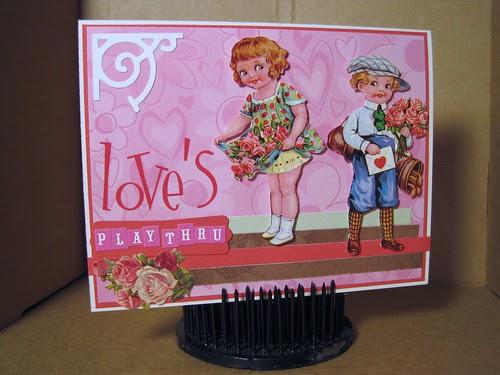 Valentine card #8