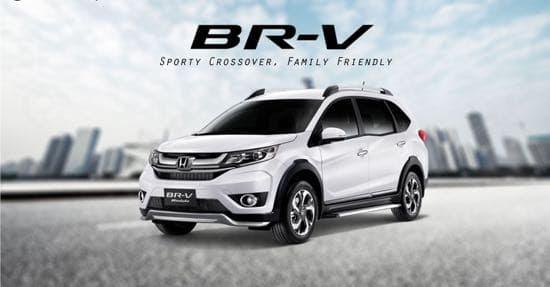 Honda BRV Malaysia  Harga MPV Di Bawah RM100 Ribu Sahaja