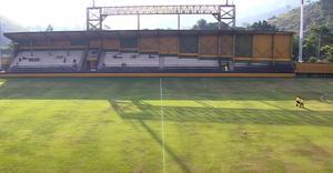 Estádio de Los Larios (Foto: Reprodução SporTV)
