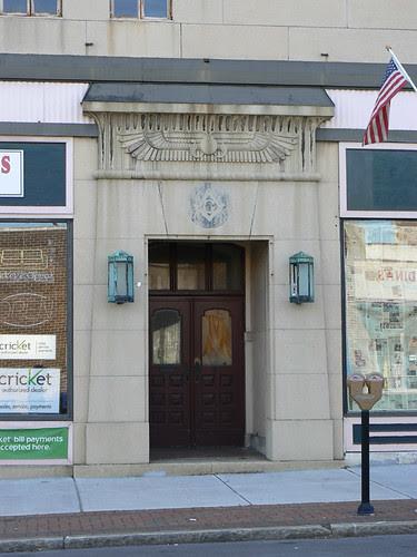 former Masonic Temple, Auburn