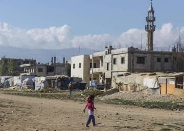 Los refugiados sirios en Líbano pierden la esperanza de volver a su país