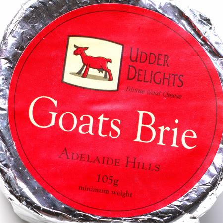 udder delights goats brie