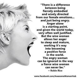 Quotes About An Angry Woman 44 Quotes