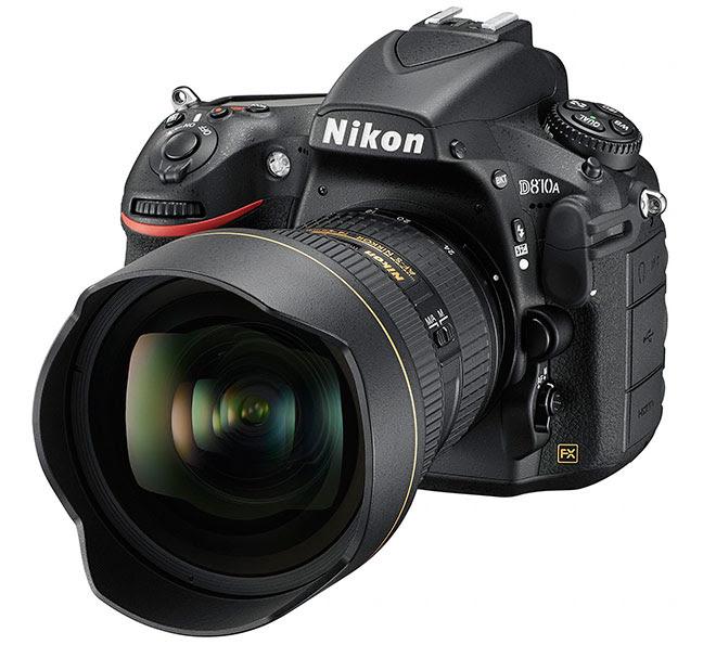 Nikon announces New D810A for astrophotographers