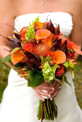 Crazy About Fall Wedding Ideas!