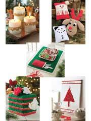 Easy Christmas Crochet - Electronic Download