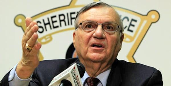 Sheriff Joe Arpaio, Maricopa County, Arizona