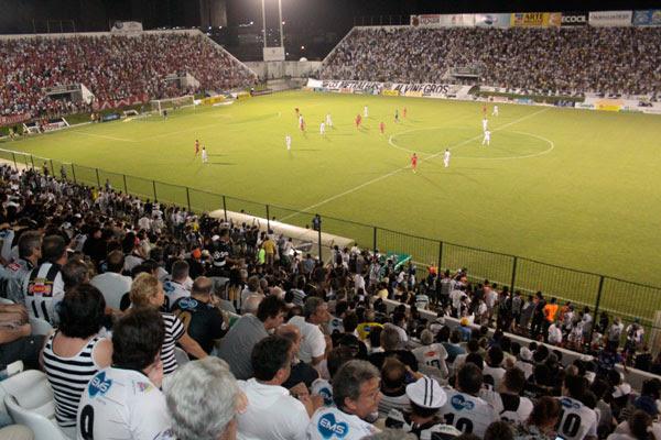 Caso chegue a fase semifinal da Copa do Nordeste, o ABC terá jogos adiados e passará a jogar apenas no meio de semana pelo Estadual