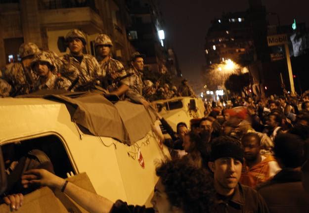 Protestas en El Cairo