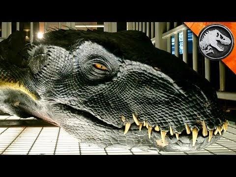 Jurassic World: Dinosaurs Rule Again - Unseen Video!