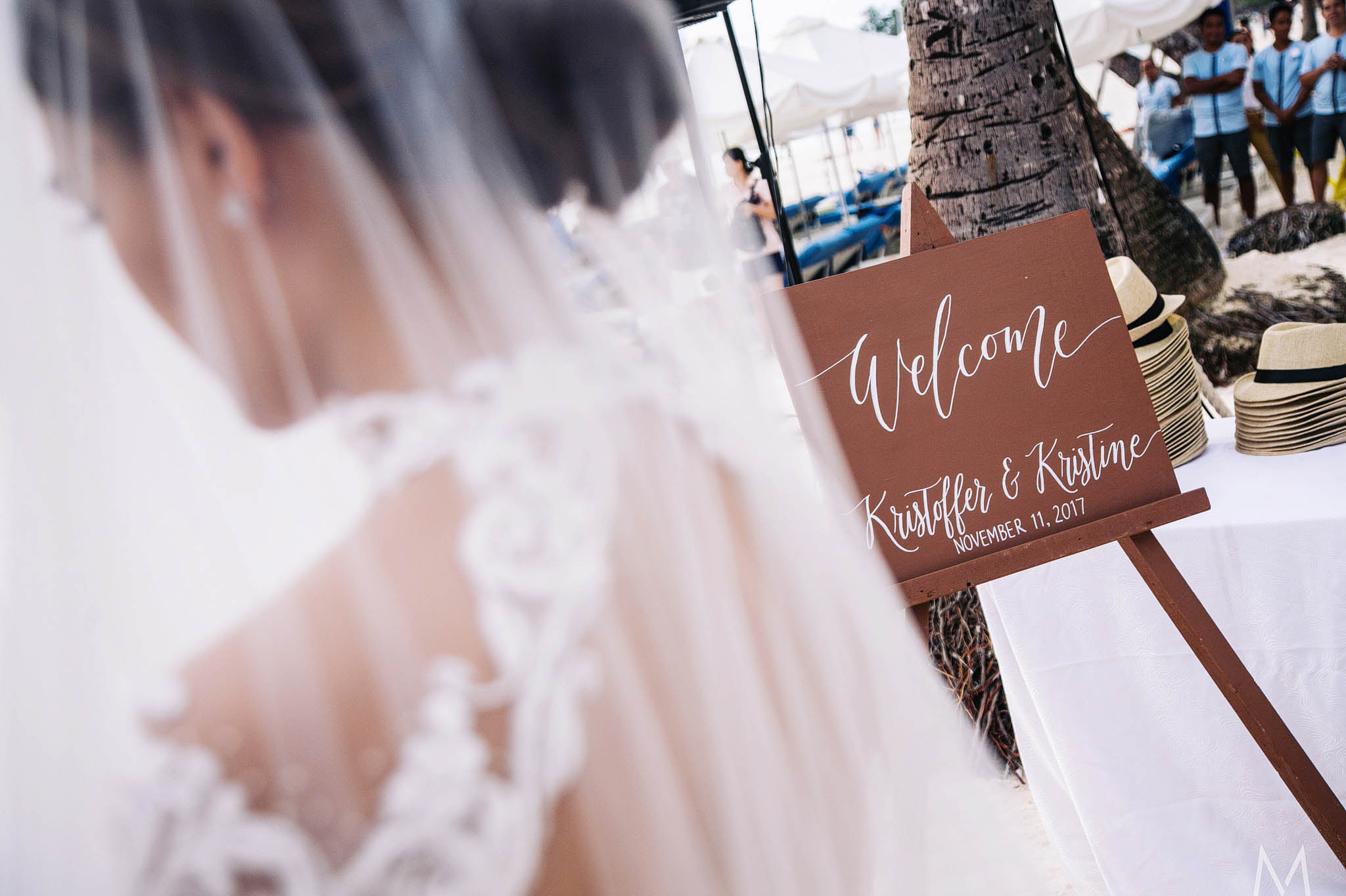 Discovery Shores Boracay Wedding Photographer Tinsh And Kr