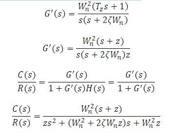forward path transfer function 12