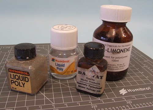 Glue selection