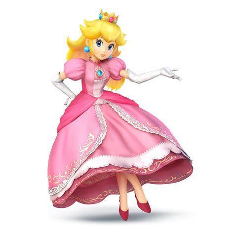 Super Smash Bros. voor Nintendo 3DS en Wii U: Peach