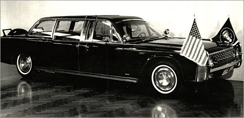 the vehicle presidents this 1961 lincoln x 100. Black Bedroom Furniture Sets. Home Design Ideas
