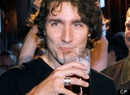 Trudeau Enjoying Some Freedom