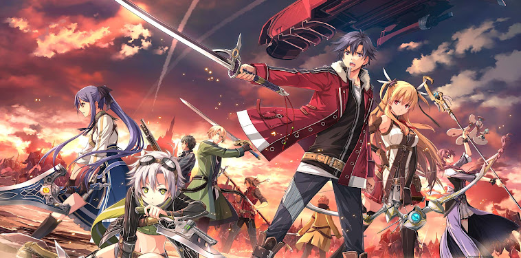 Trails Of Cold Steel Wallpaper