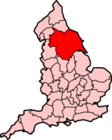 Yorkshire in England