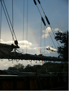 rainbow sloop