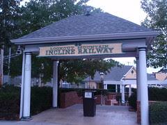 Incline Railway lower station