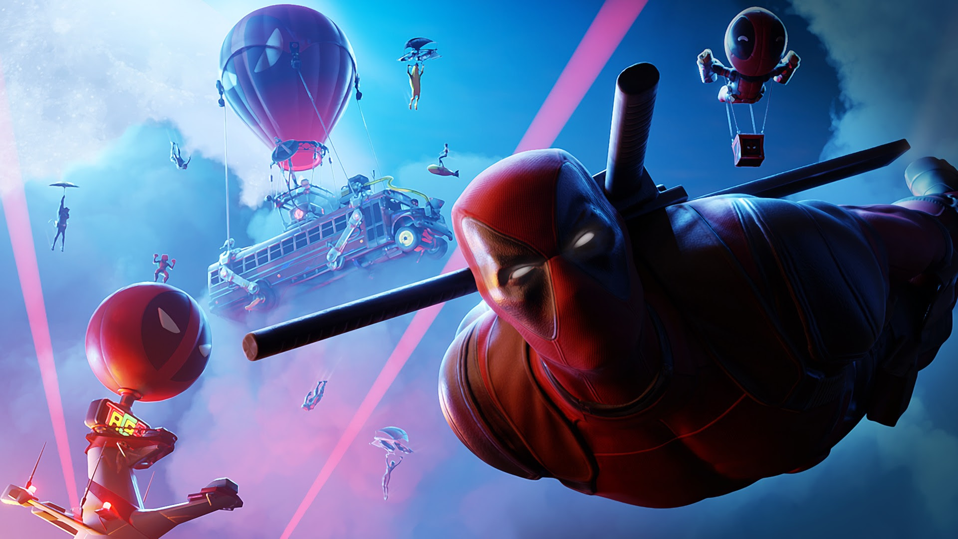 How to unlock Deadpool in Fortnite BR
