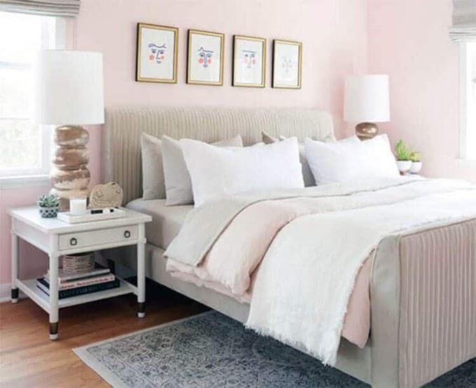 Πώς να κάνετε το ροζ να ζει έντονα στο υπνοδωμάτιο σας