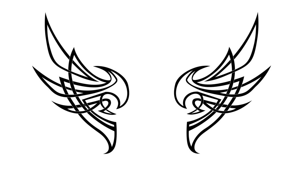 Free Angel Wings Logo Download Free Clip Art Free Clip Art On