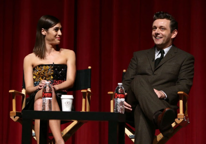 Lizzy Caplan – An Evening with Masters of Sex -04