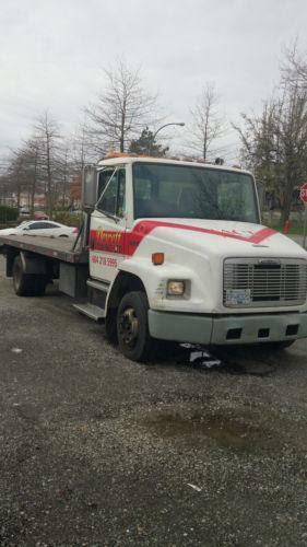 Tow Truck For Sale Canada >> Used Flatbed Tow Trucks Ebay
