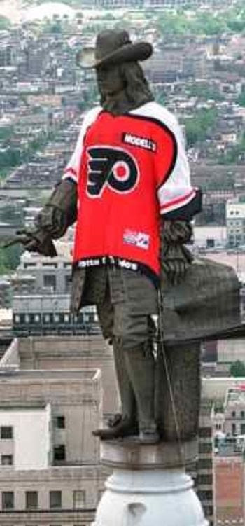 William Penn Flyers jersey