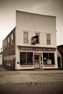 The Wilton Candy Kitchen, Muscatine County, Iowa