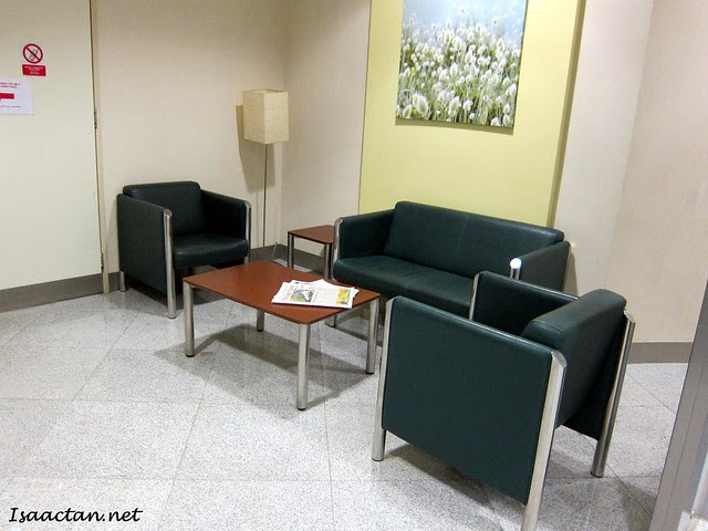 Prince Court Waiting Lounge