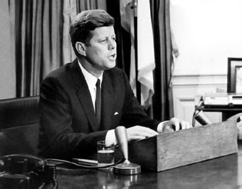 Kennedy en una alocución sobre los derechos civiles (11 de junio de 1963)